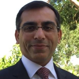 photo of Dr. Chetan Pujara