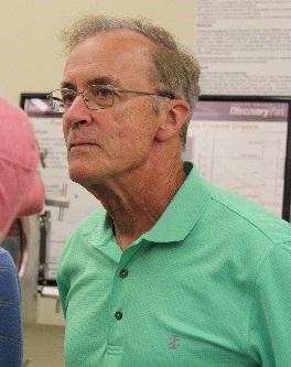 Photo of Dr. Steve Nail