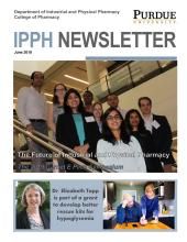 IPPH newsletter front page