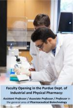 photo of lab - advertisement for open position