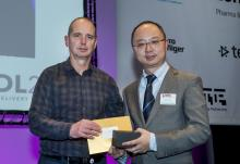 zhou receives emerging scientist award