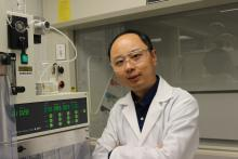 Photo of Dr. Tony Zhou